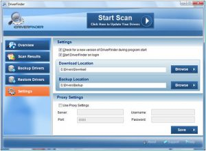 Driver Finder Crack + serial key free download 2020