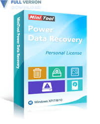 MiniTool Power Data Recovery Crack + Serial Code Full Version Free Download
